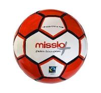Fairtrade-zertifzierter missio-Fußball