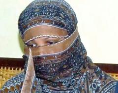 Bedrängte Christin Asia Bibi aus Pakistan