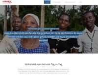 """Gebetsaktion 2015 """"Verkündet sein Heil von Tag zu Tag"""""""