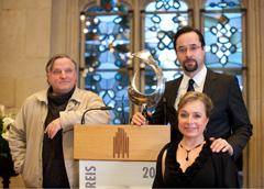 ChristTine Urspruch vom Tatort-Team Münster