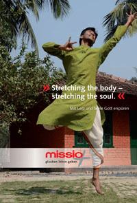 """Stretching the body - stretching the soul"""