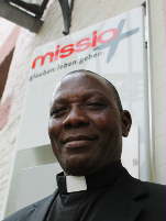 Bischof Oliver Dahe Doeme