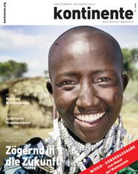 kontinente - Sonderausgabe zum Monat der Weltmission 2015
