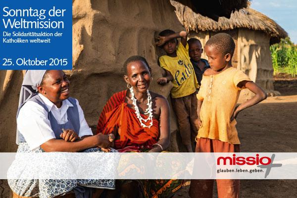 Monat der Weltmission 2015 - Tansania