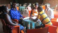 missio-Flüchtlingsprojekt in Durban / Südafrika