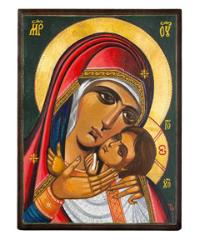 missio-Ikone der Barmherzigkeit