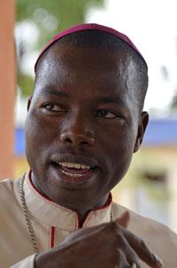 Bischof Stephen Mamza (Nigeria)