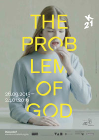 "Ausstellung ""The problem of god"""