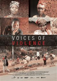 Filmplakat Voices of Violence