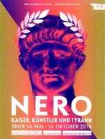 Plakat Nero-Ausstellung Trier
