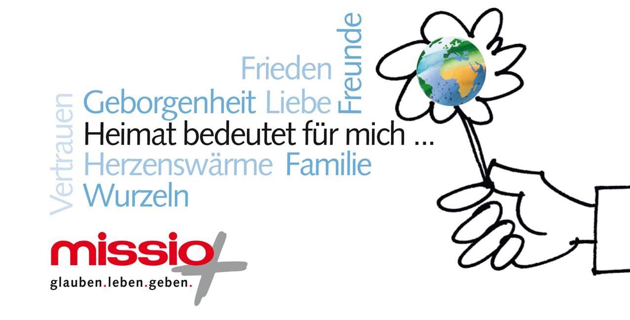"""missio-Aktion """"Haus für Alle"""""""