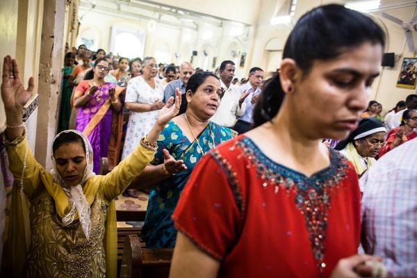 missio-Projekt Bedrängte Christen Indien
