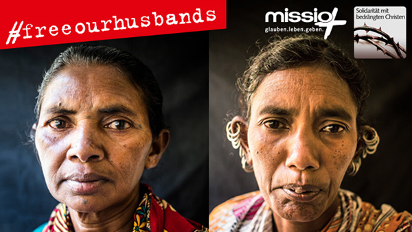 Kampagne #freeourhusbands