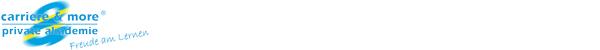 carriere&more - schneller schlau - Logo