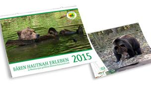 BÄRENWALD Müritz Kalender 2015