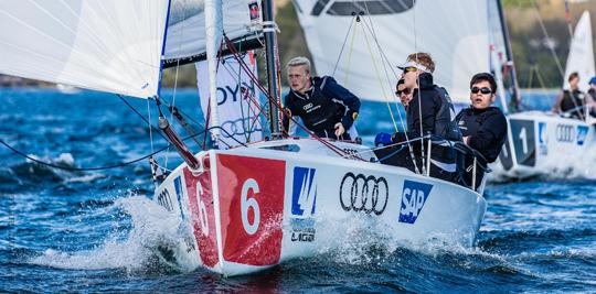 Team des Konstanzer Yacht Club
