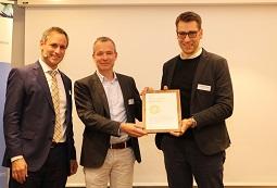 Auszeichnung mit Swiss Climate CO2-Label