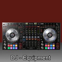 DJ Equipment  bei den Audioprofis von Mink Audio Professional.