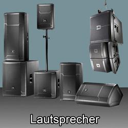 Lautsprecher  bei den Audioprofis von Mink Audio Professional.
