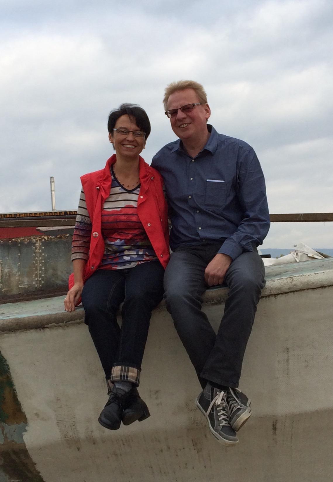 Klaus und Karoline Derenbach