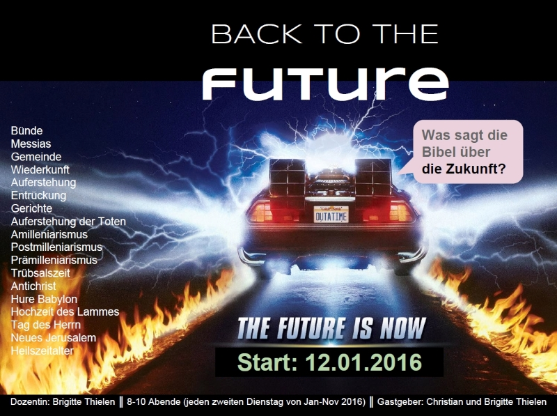 Kleingruppe Back to the Future