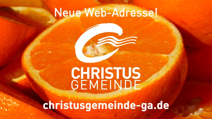 Neue Web-Adresse