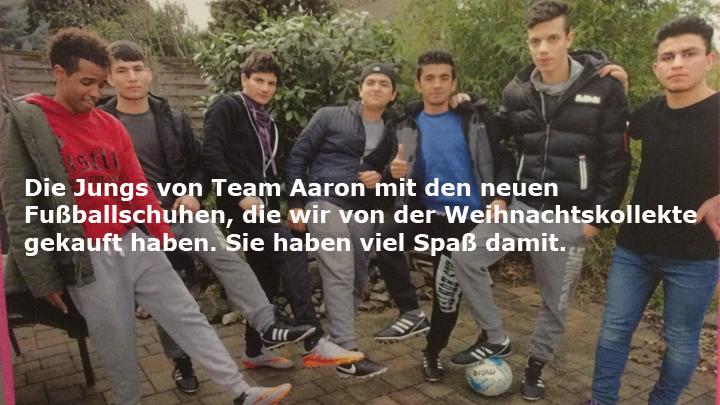 Team Aaron