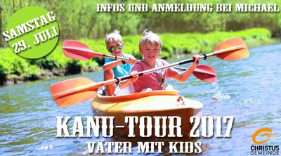Kanu Tour