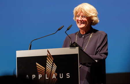 Monika Grütters - APPLAUS 2016