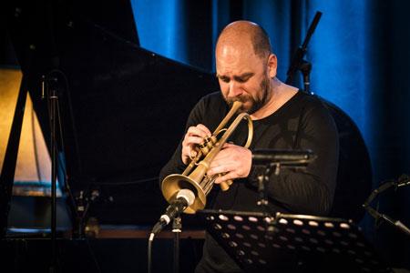 XJAZZ Abend, Sebastian Studnitzky - Foto: Markus Werner