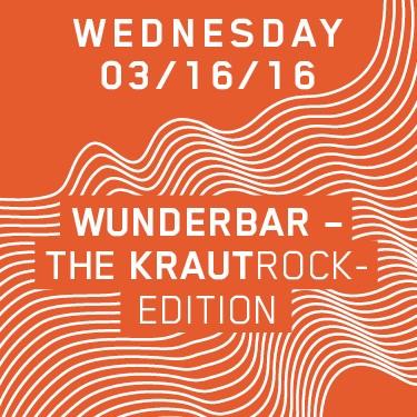 Wunderbar - Krautrock