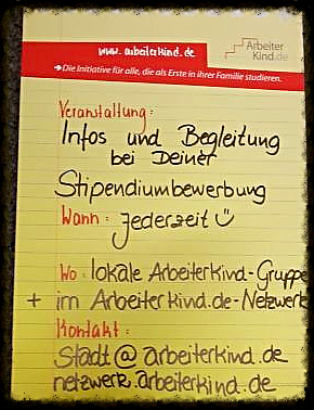 Foto: ArbeiterKind.de