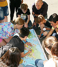 Jugendworkshop mit CARE