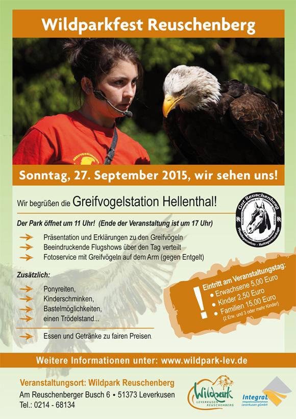 Wildparkfest Reuschenberg