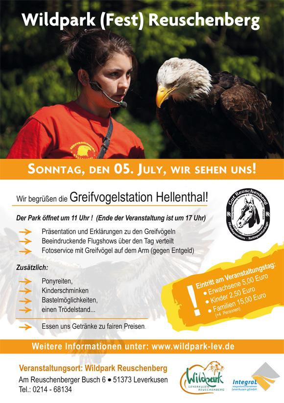 Wildpark (Fest) Reuschenberg