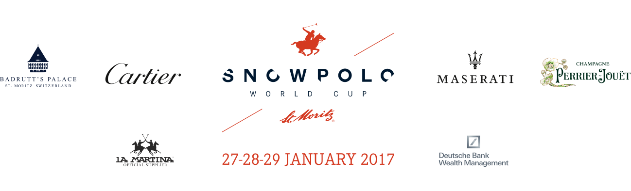 Day 1 St Moritz Snow Polo World Cup 2017