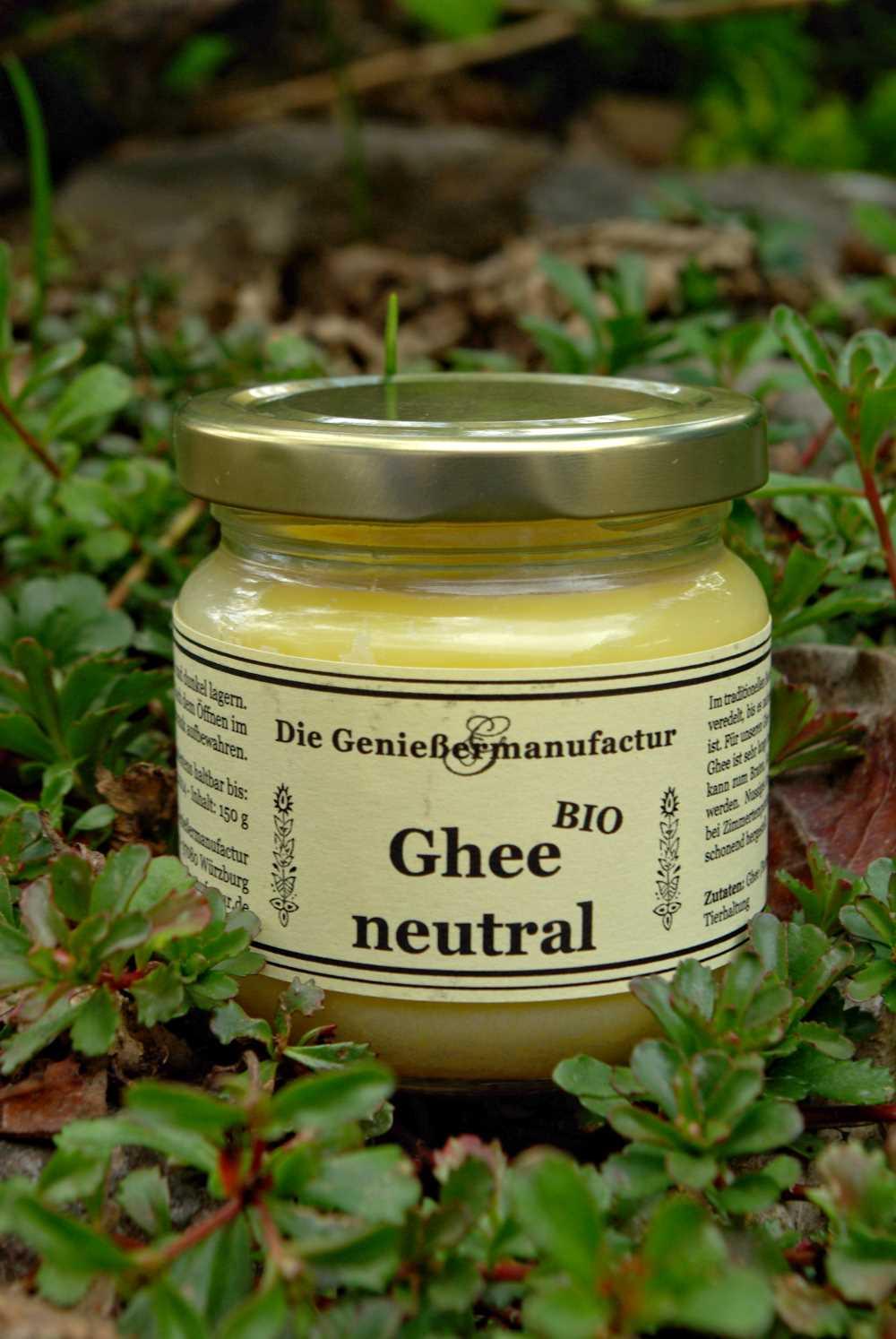 Ghee - Butterschmalz