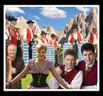 Von Bayern bis Südtirol