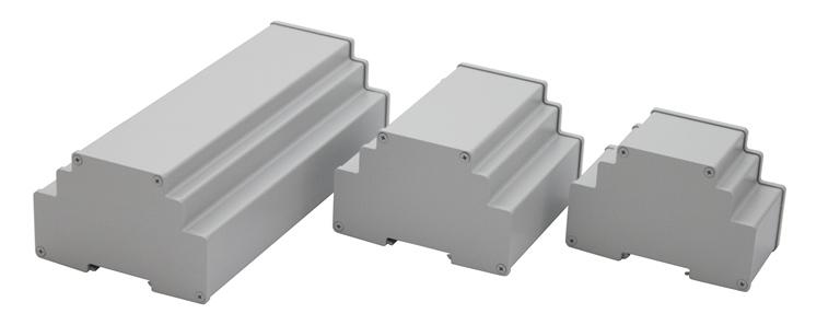 DinRa-AL modular in verschiedenen Größen