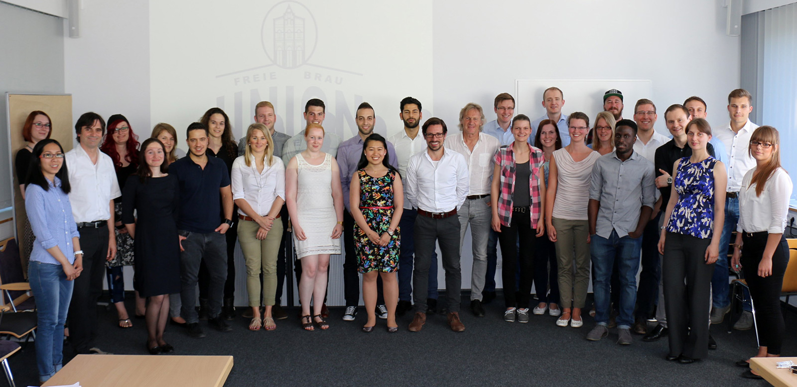 Master-Studierende entwickeln Vermarktungskonzept für wiederbelebte Bremer Union Brauerei