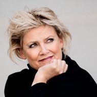 Sängerin Gitte Henning