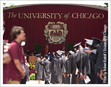 KRÜSS launches partnership with The University of Chicago
