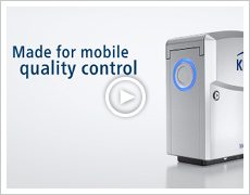 All technical highlights of our Mobile Surface Analyzer –MSA