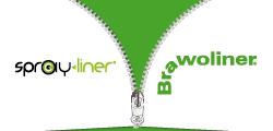 BRAWOLINER® und Spray-Liner® unter einem Dach