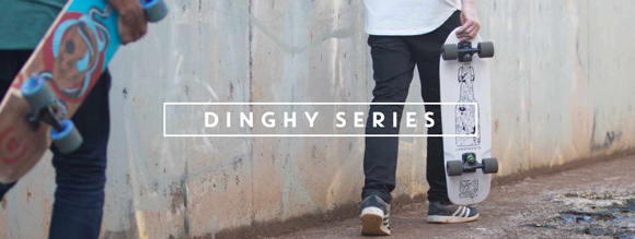 Landyachtz Dinghy Serie