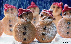 Kölln - Schneemänner