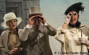Theater: Pygmalion