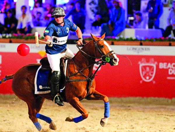 CBC Sport Arena Polo World Cup Azerbaijan 2016