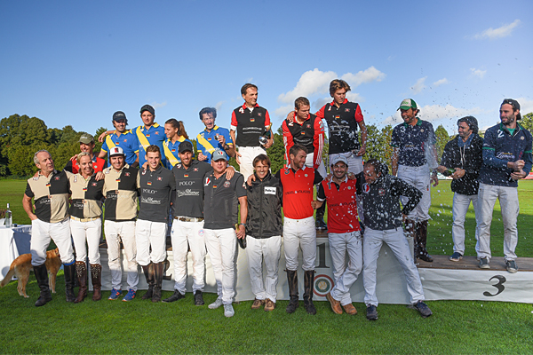 Youpooly Polo Challenge 2015 - Siegerehrung