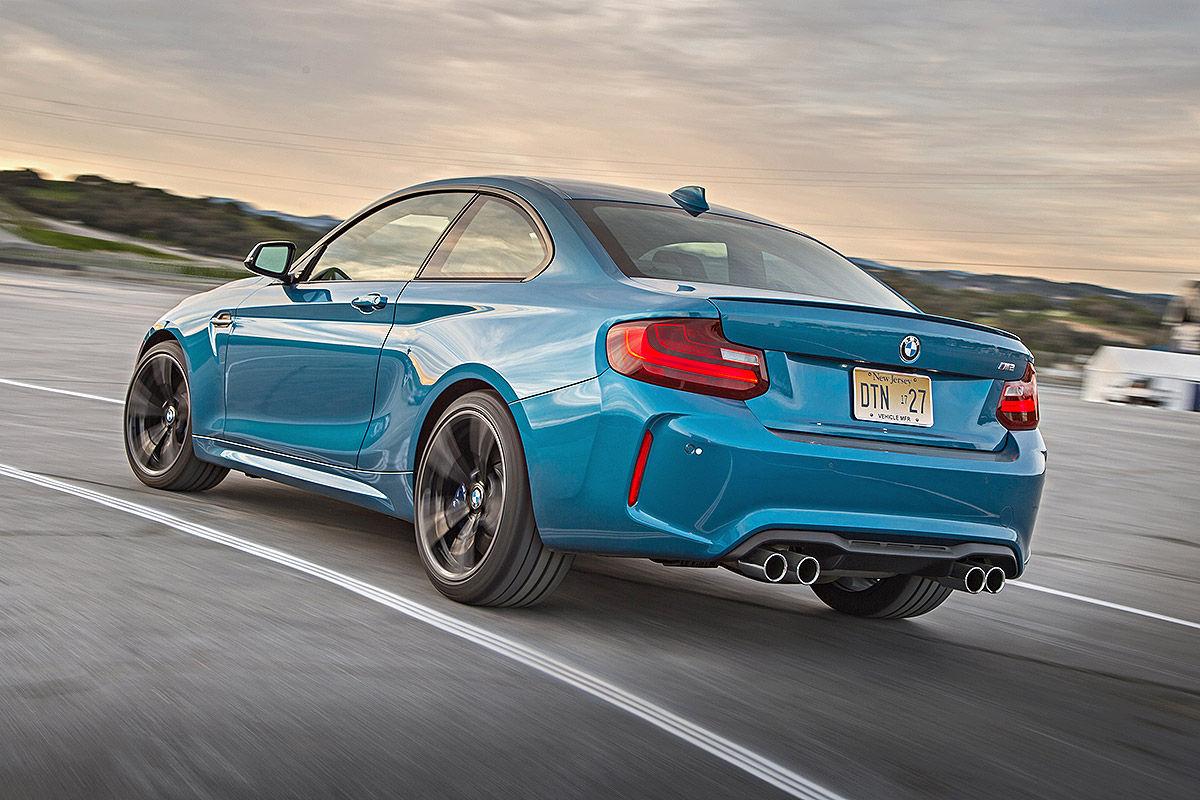 Pure M Power - Fahrbericht BMW M2